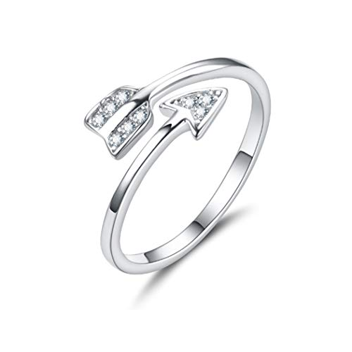 Cupid Silver Ring - 5