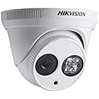 Hikvision DS-2CD2312-I-4MM Network Surveillance Camera, 4mm Lens, 1.3 MP, 1280 X 960
