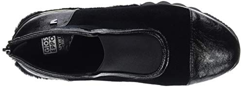 Gioseppo Hi Black 46063 Slippers p Black Top Women's 46063 p r6r4H