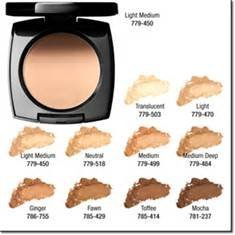 Avon Ideal Shade Pressed Powder (Translucent)
