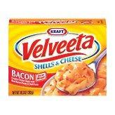 Velveeta Shells And Cheese - Bacon - 10.3 Ounces