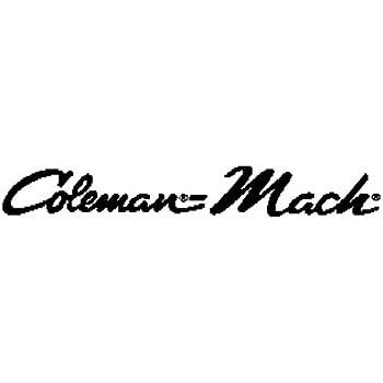 coleman ac logo. coleman 83323301 gasket kit ac logo