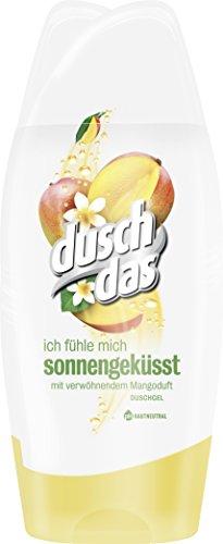 Duschdas Duschgel Sonnengeküsst, Doppelpack (2 x 250 ml)