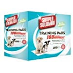 Simple Solution Puppy Training Pads 1...