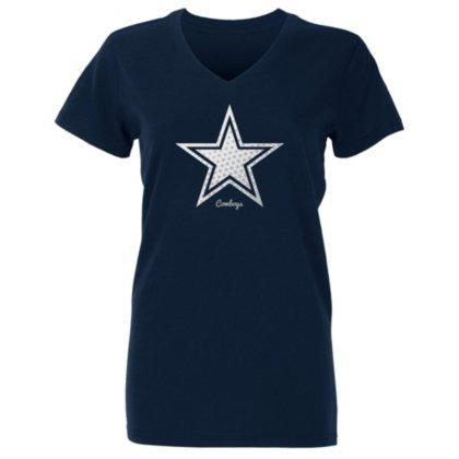 Dallas Cowboys Tee (Dallas Cowboys Girls Comet Tee)