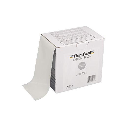 高い品質 THERABAND セラバンド セラバンド 合計45.7m 合計45.7m (50ヤード) 徳用サイズ B01M06PETF シルバー(強度:+4) THERABAND シルバー(強度:+4), オオダイチョウ:7ad8c63e --- arianechie.dominiotemporario.com