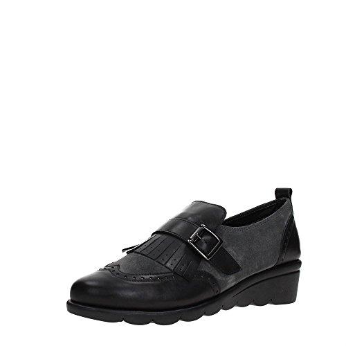 07 36 Women Loafers The Flexx black C2501 Grey wxfnZapq