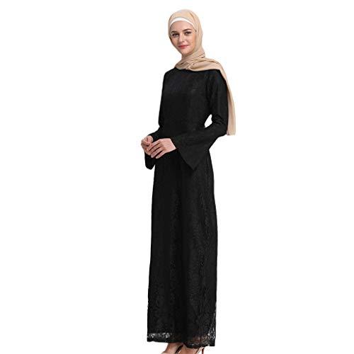 e0a3de5f3fd OPTIMIS Muslim Dress Dubai Kaftan for Women Long Sleeve Long Arabic Summer  Printed Elegant Long Dress