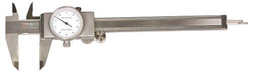 CNC QUALITÄT Uhren-Messschieber 150 mm