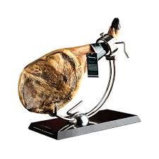 Iberico Ham Leg Cured for 24 Months, Between 20-25 Servings, 10-12 lbs from - Ham Cured