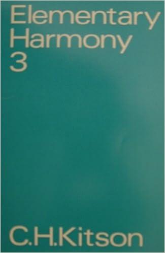 Elementary Harmony: v. 3