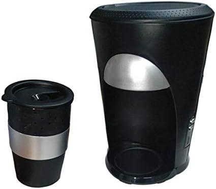 HYLH Cafetière à Filtre Coffee on The Go, cafetière 0,3 L pour Machine à café individuelle à Filtre Unique 420 W