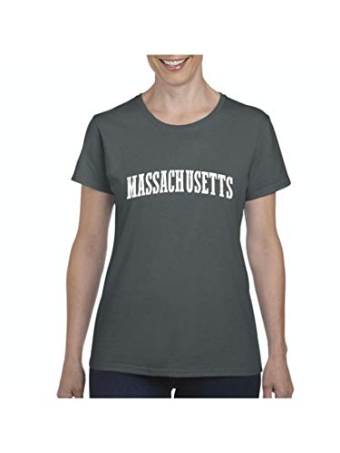 Mom`s Favorite Massachusetts State Flag Traveler Gift Women's