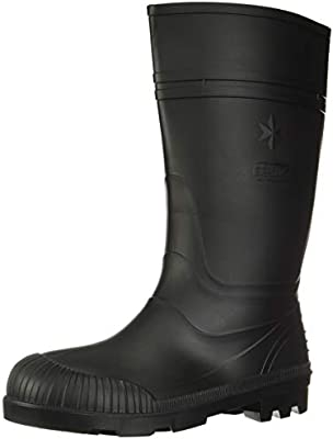 Work Boots, Black (37872), 13