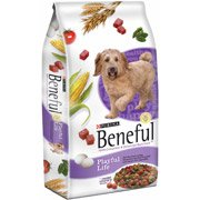 Beneful Dry Playful Life Dog Food, 15.5 lbs(Pack of 3)