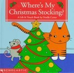 Where's My Christmas Stocking?, Noelle Carter, 0590568701