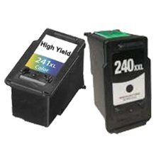 Lovetoner Compatible CANON PG240XXL / CL241XL Extra INK / INKJET Combo Extra High Yield Black High Yield Color Pack