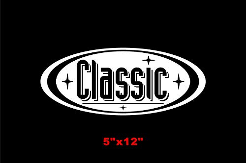 - Classic Sticker Decal Chevrolet 3100 Bel Air El Camino 1949 Ford Chevy 1948 Impala 64 Buick Riviera Harley Davidson