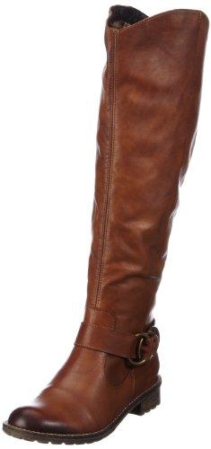 Remonte Women R3382_Glattleder Ankle Riding Boots Brown (Muskat/Muskat/05)