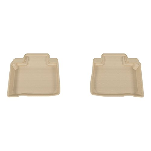 ARIES FR09321502 Styleguard Floor Liner (Ford Edge All 2015-2015 Second Row Beige)