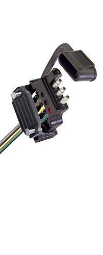 trailer 4 pin connector - 7