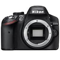 Nikon D3200 24.2 MP CMOS Digital SLR - Body Only (Certified Refurbished) by Nikon