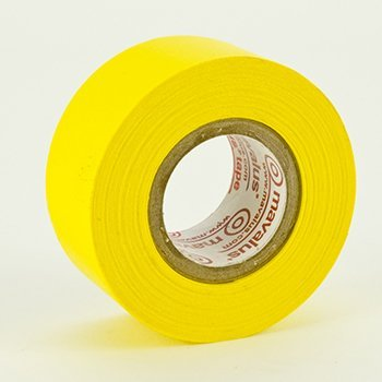 [MAVALUS TAPE 3/4 X 324IN YELLOW] (Dss Coin)