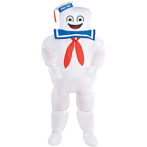 Party City Classic Inflatable Stay Puft Marshmallow