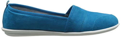 Adrienne Vittadini Schoeisel Womens Essie Fashion Sneaker Turquoise