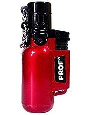 Jet Lighter – de ultracompacte gasbrander aansteker is bestand tegen elke storm. Diverse kleuren; oplaadbaar. Torch Lighter 1x