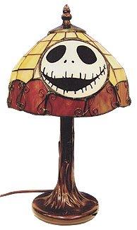 Neca Nightmare Before Christmas Tiffany Lamp Style B