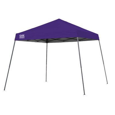 Quik Shade Expedition Instant Canopy, Purple