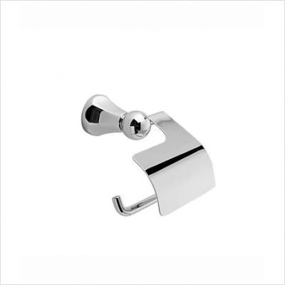 Jado Nickel Toilet Paper Holder - Jado 018/145/150 Hooded Toilet Tissue Holder