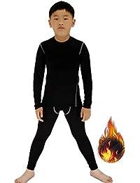 7de5e3ddb944 Boy s Thermal Underwear Sets