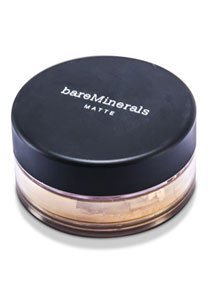 Bare Escentuals Perfume - bareMinerals MATTE SPF 15 Foundation with Click, Lock, Go Sifter - Golden Medium