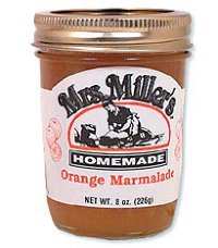 Mrs. Miller\'s Homemade Orange Marmalade