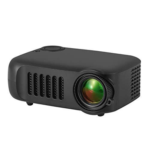 MongKok Mini Portable Projector Support 1080P Movie Video Projectors Home Theater HDMI USB