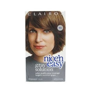 Gray Solution Hair Color, Light Golden Brown (006G) ()