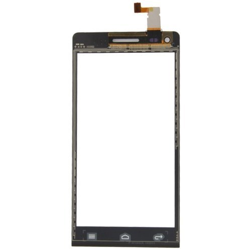 Wblue Touch Screen Digitizer Part for Huawei Ascend G6 (Black)