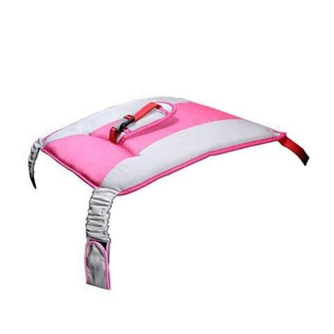 OFKPO Sicherheitsgurt für Schwangere,Komfort & Sicherheit für den Bauch schwangerer Mütter,An Jede Art von Sitz und Auto anpassbar(Rosa)