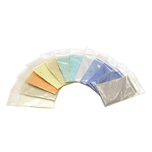 Transparent Enamel Assortment - 12 Pack