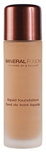 Mineral Fusion, Foundation Liquid Warm 3, 1 Fl Oz ()