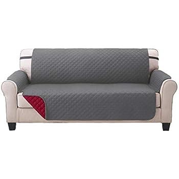 Amazon Com Coney Comfort Wide Sofa Cover Reversible Up