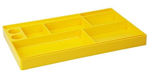 Acrimet Drawer Organizer Solid Yellow