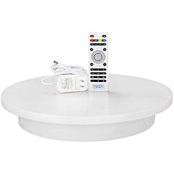 Amazon.com: ComXim - Tocadiscos profesional giratorio de 360 ...