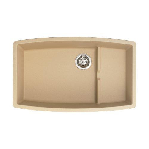 BLANCO 441227 Performa Silgranit II Cascade Sink, Biscotti, 32.00 x 19.50 x 10.00 inches