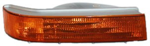 Light Signal Assembly Park (TYC 12-1469-01 Ford Front Passenger Side Replacement Parking/Signal Lamp Assembly)