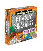 Horrible Science Experiment, Deadly Dinosaurs