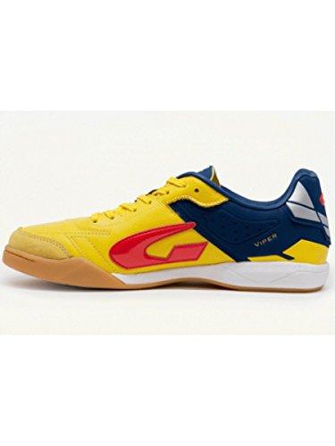 GEMS - Botas de fútbol de Material Sintético para hombre * amarillo