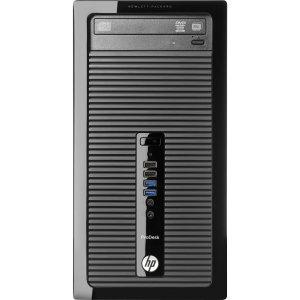 Business Desktop ProDesk 405 G1 Desktop Computer - AMD E-Series E1-2500 1.4GHz - Micro - Prodesk Desktop Hp 405 Pc